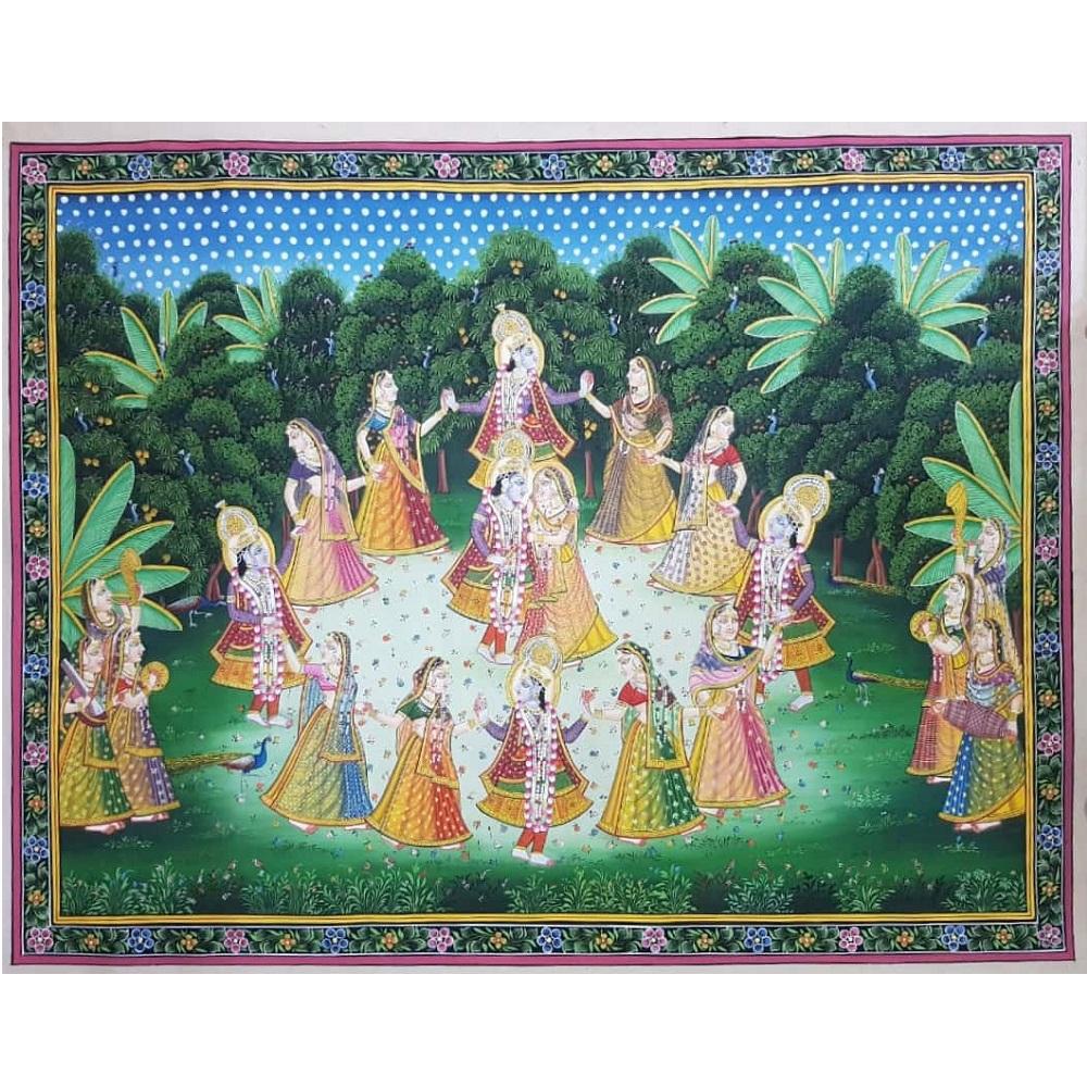 Krishna  Raas Leela