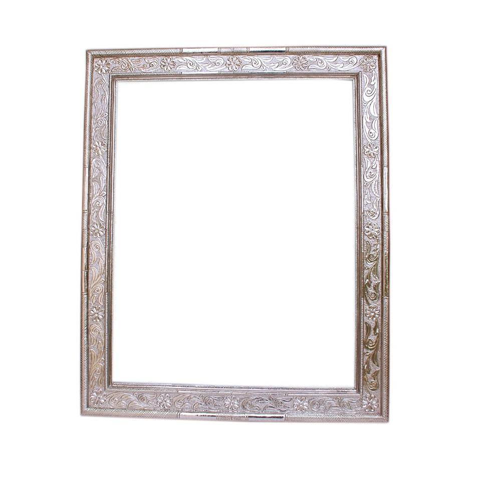 German Silver Photoframe