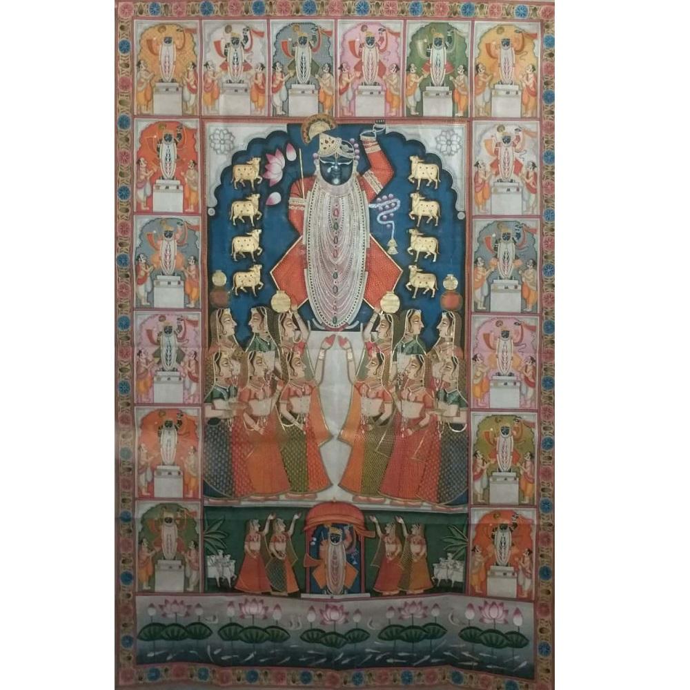 Shreenathji Chappan bhog ekadashi