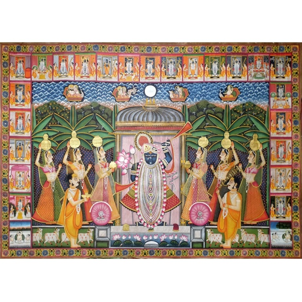 Shreenathji Rajbhog 24 utsav
