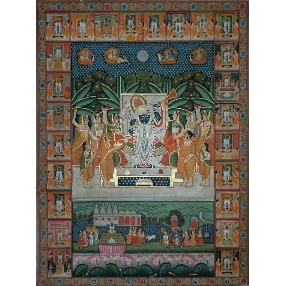 Shreenathji Sharad purnima 24 utsav