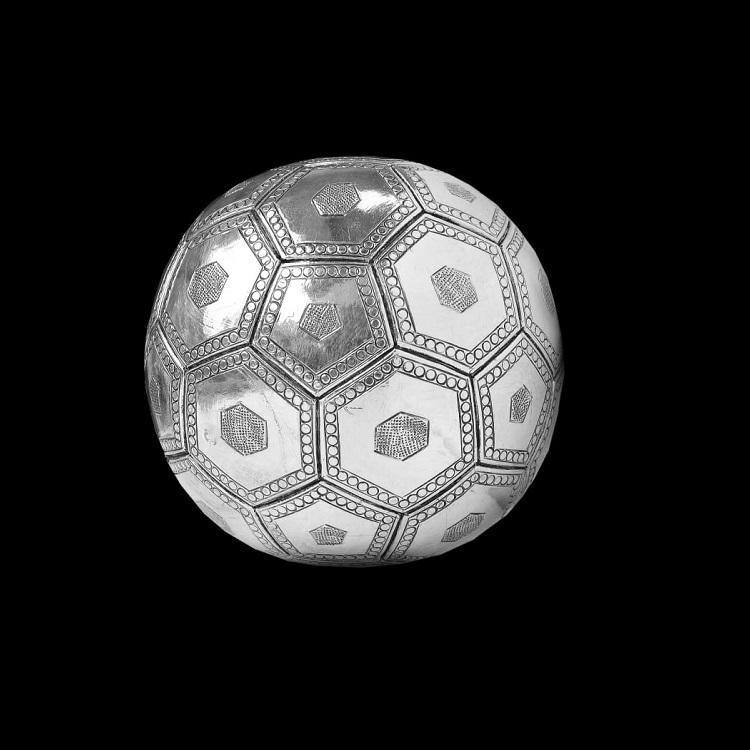Silver Football