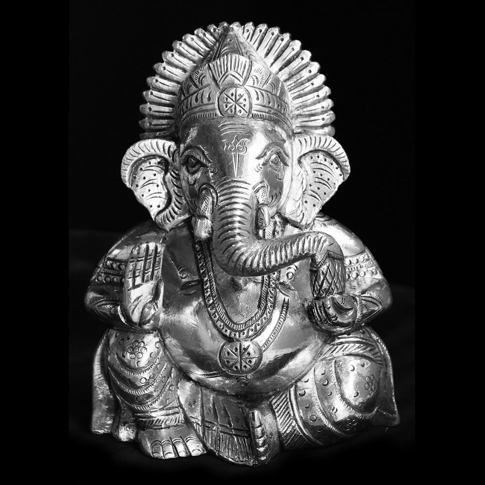 Silver Ganpati
