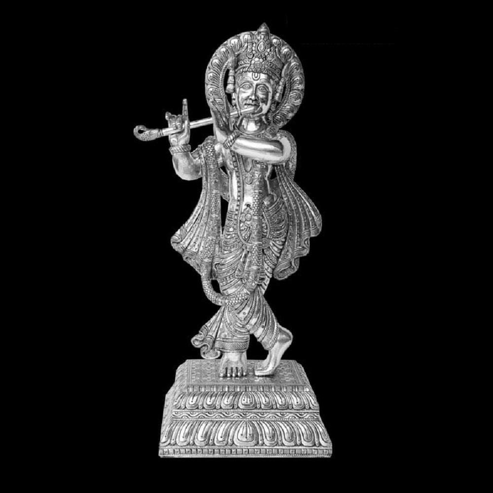 Silver Krishna Murti