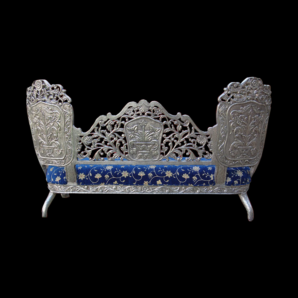 Silvet Sofa Set