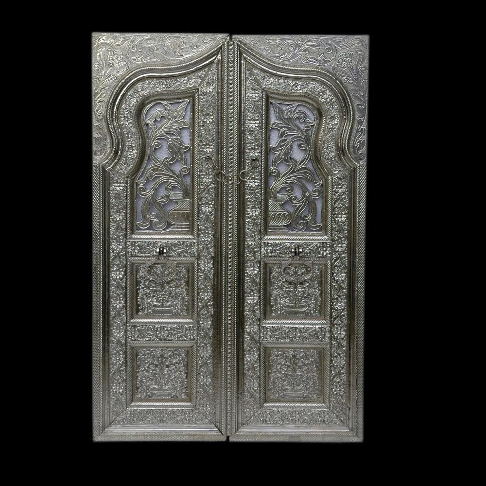 German Silver Window (with jali work)